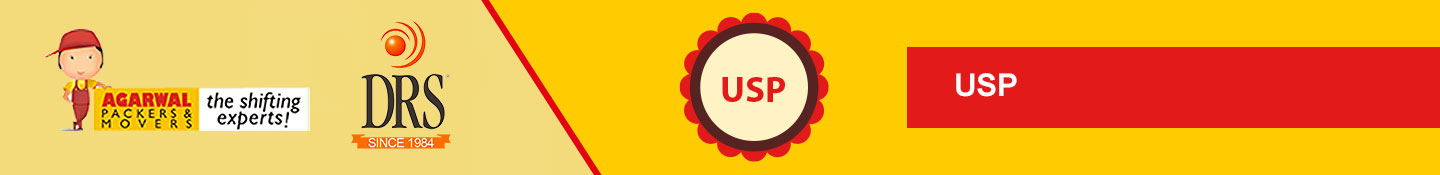 Our USPs - Agarwal Packers and Movers