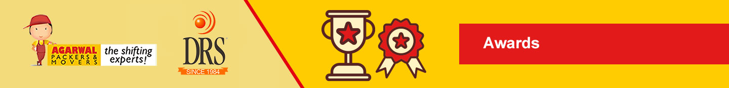 Awards - Agarwal Packers and Movers