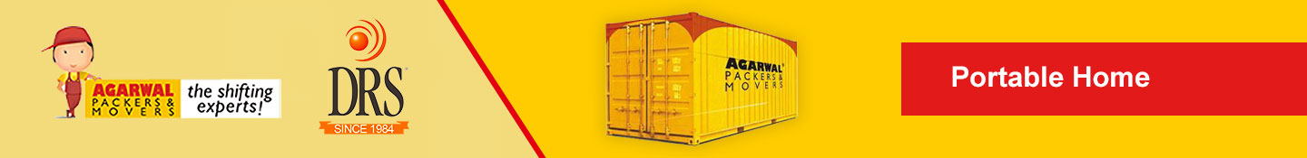 Portable Home - Agarwal Packers and Movers